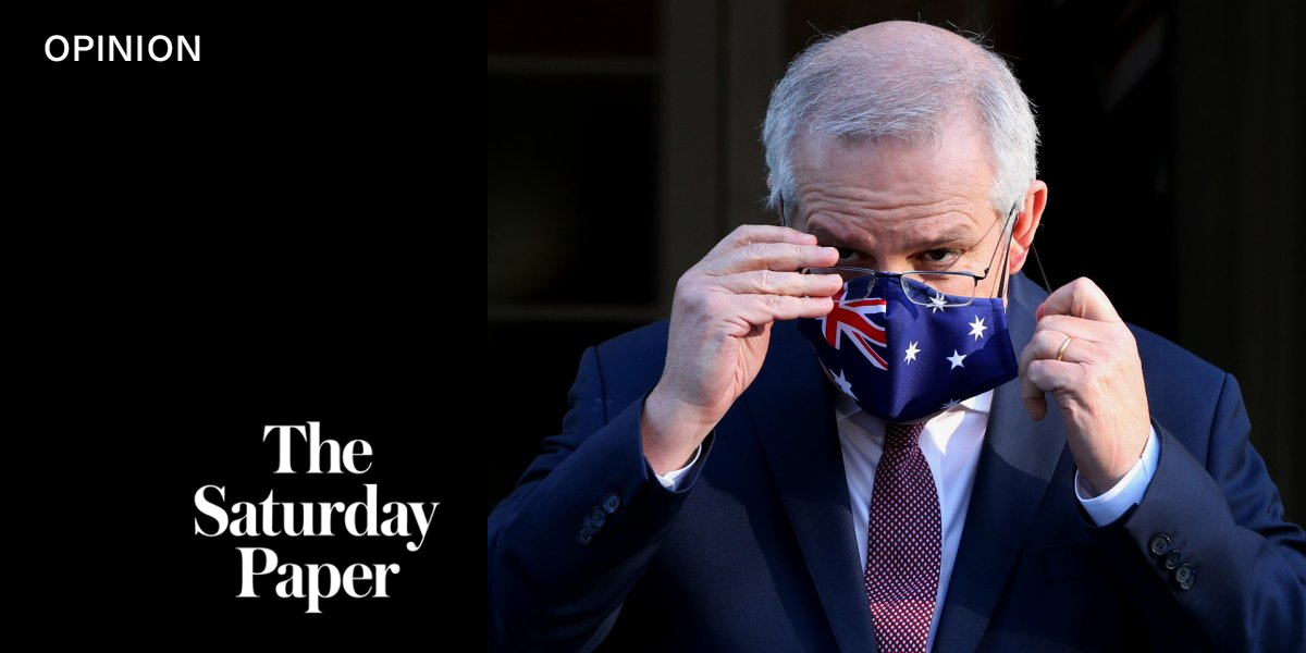 Scott Morrison and the truth