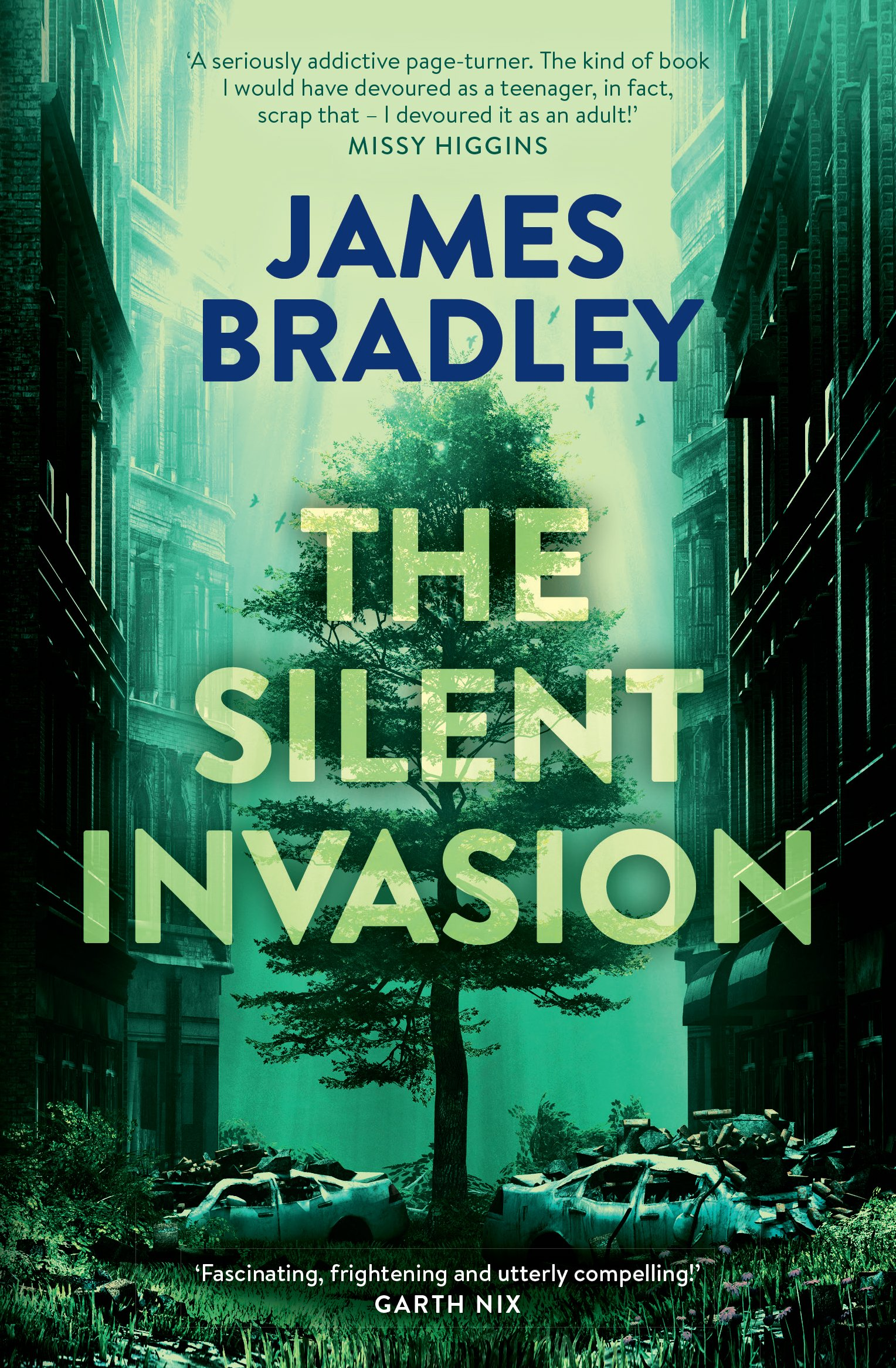 the silent invasion
